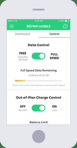 Control Speed